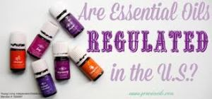 ARE OILS REGULATED IN THE US