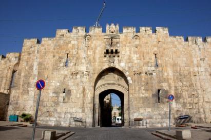lions gate in jersulam