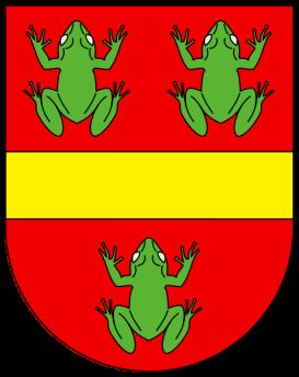 frog flag