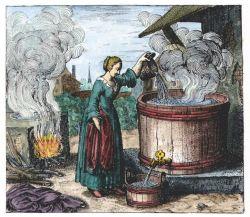 alchemy woman
