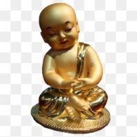 golden child buddah